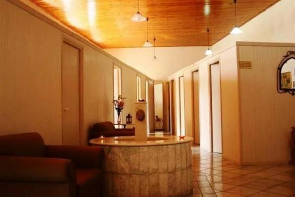 A photo of the interior of the Turkish Bath (Hammam) of Patras.