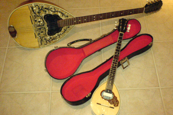 The traditional musical instruments, bouzouki and baglamas, are the heart of Greek music.